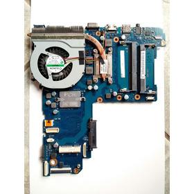 Placa Mãe Notebook Samsung Np270e, Para Conserto Ou Peças