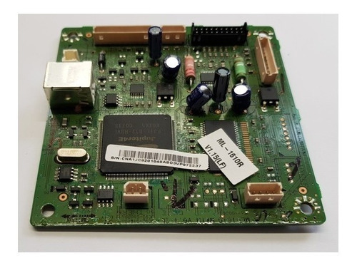 placa main board impresora samsung ml 1610 jc92-01640a