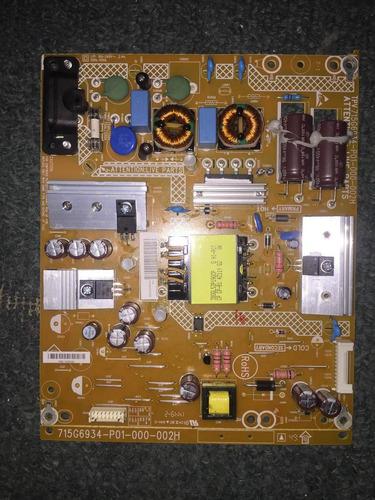 placa main de tv philips40pfg5000