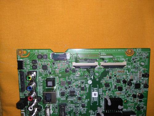 placa main lg 43uh6500-sb tv led 4k