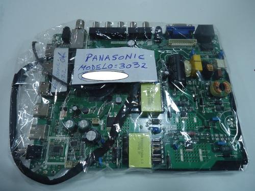 placa main panasonic 3032
