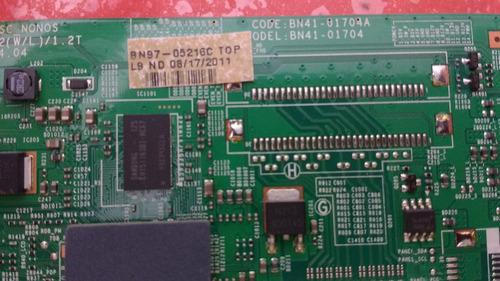placa main para tv lcd samsung ln32d403e4d