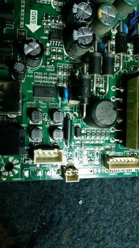 placa main tp.vst59s.pc1 led xion xi-led32c
