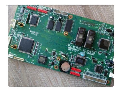 placa mainboard cpu p/ teclado roland g600 c/ selo garantia