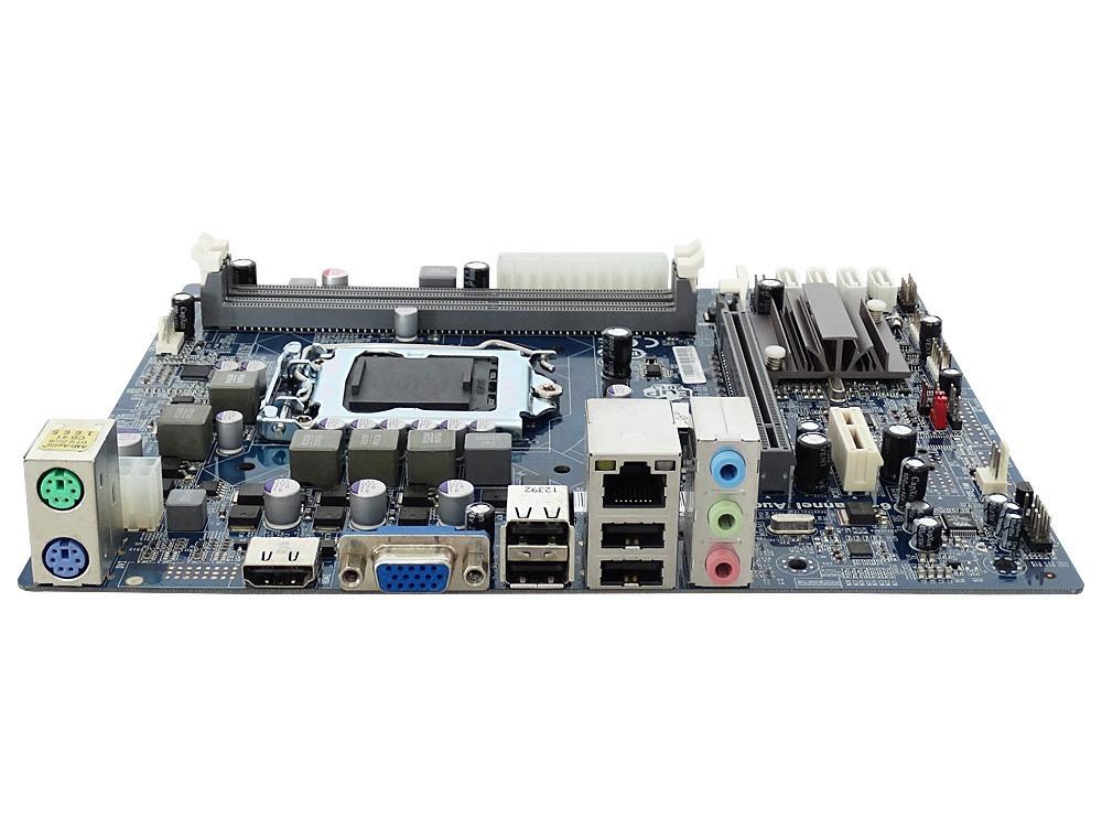 Placa Mãe 1155 Ecs H61h2-m2 Intel H61 C/ Nfe E Garantia