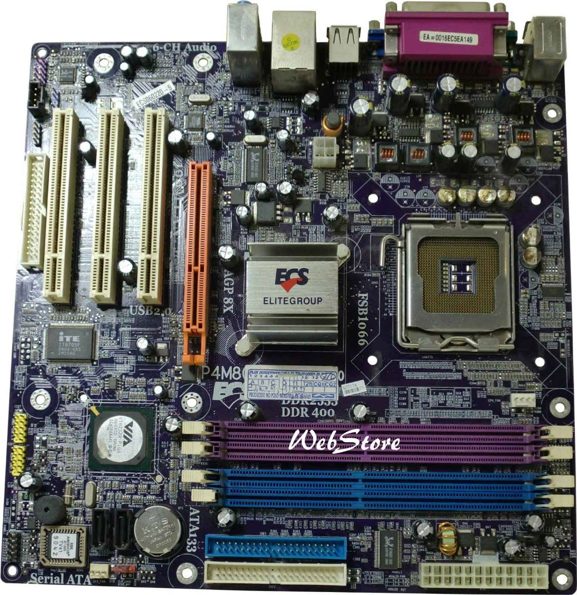 VIA Unichrome P4M800Pro Drivers Download Free