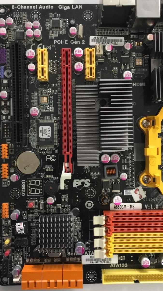 ECS A880GM-M8 (V1.0) DRIVERS FOR WINDOWS MAC