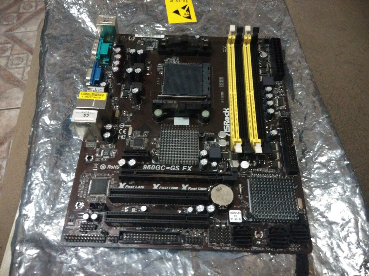 DRIVERS: ASROCK 960GC-GS FX