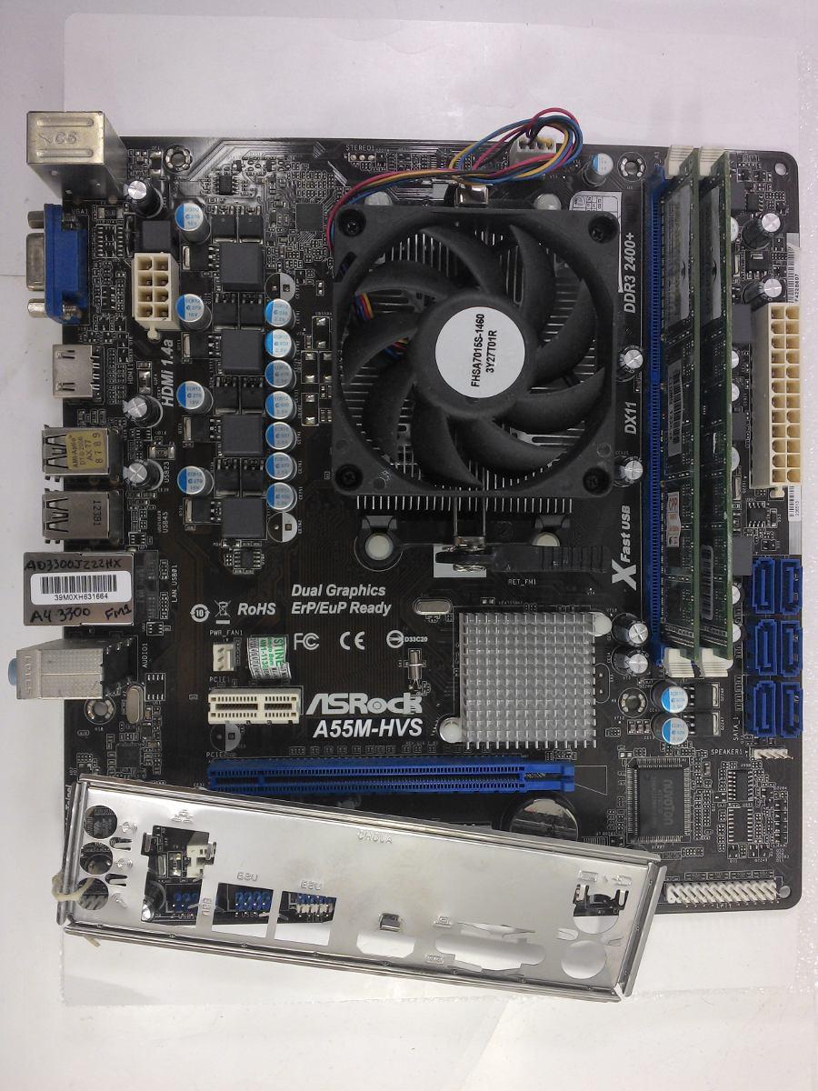 Asrock A55M-HVS VIA HD Audio Driver UPDATE