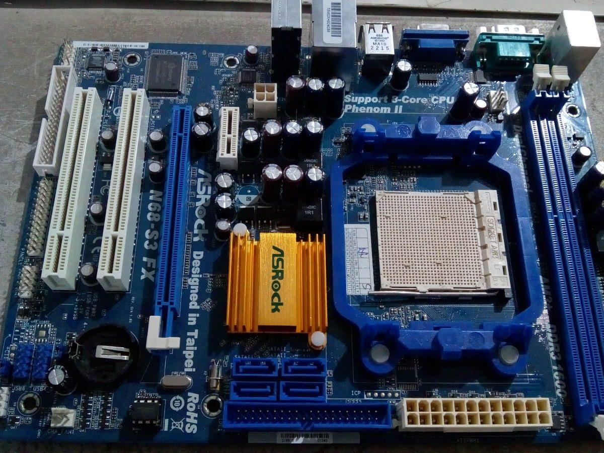 ASROCK N68-GS3 FX VIA HD AUDIO DRIVERS WINDOWS