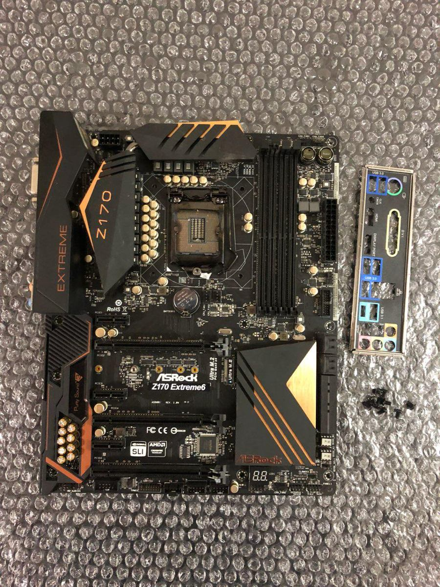 ASRock Z170 Extreme6 Intel Chipset Drivers (2019)