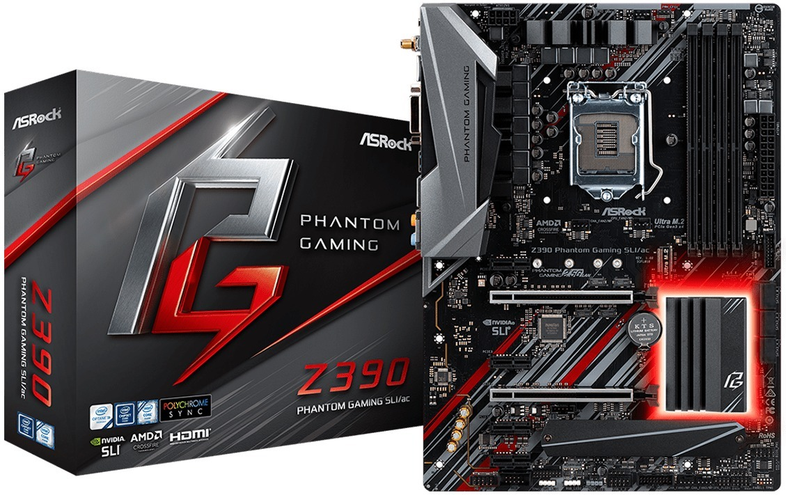 ASROCK Z390 PHANTOM GAMING SLI/AC DRIVERS WINDOWS 7