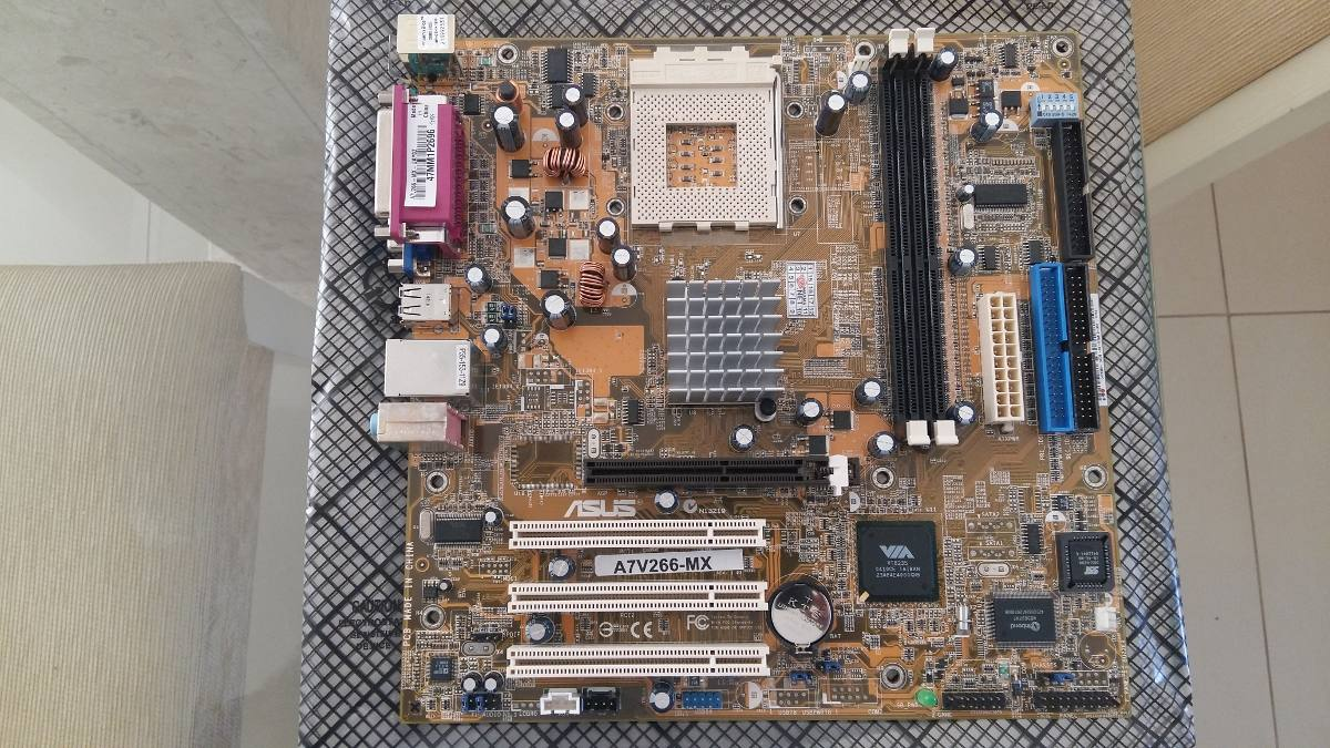 ASUS A7V266-E CHIPSET DRIVERS PC