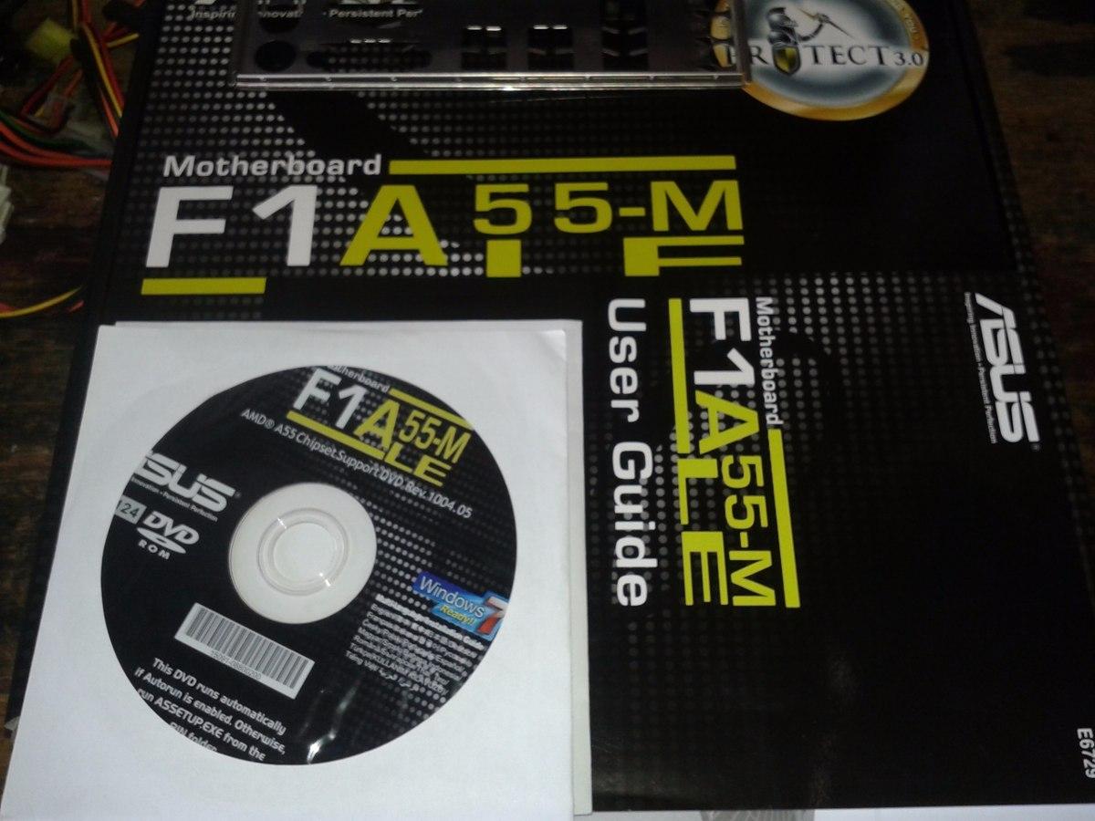 Placa Mae Asus F1a55 M Le Processador Amd A6