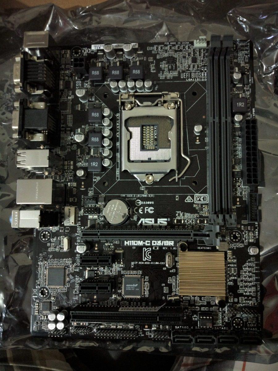 Asus H110M-C D3 Chipset Treiber Windows 10