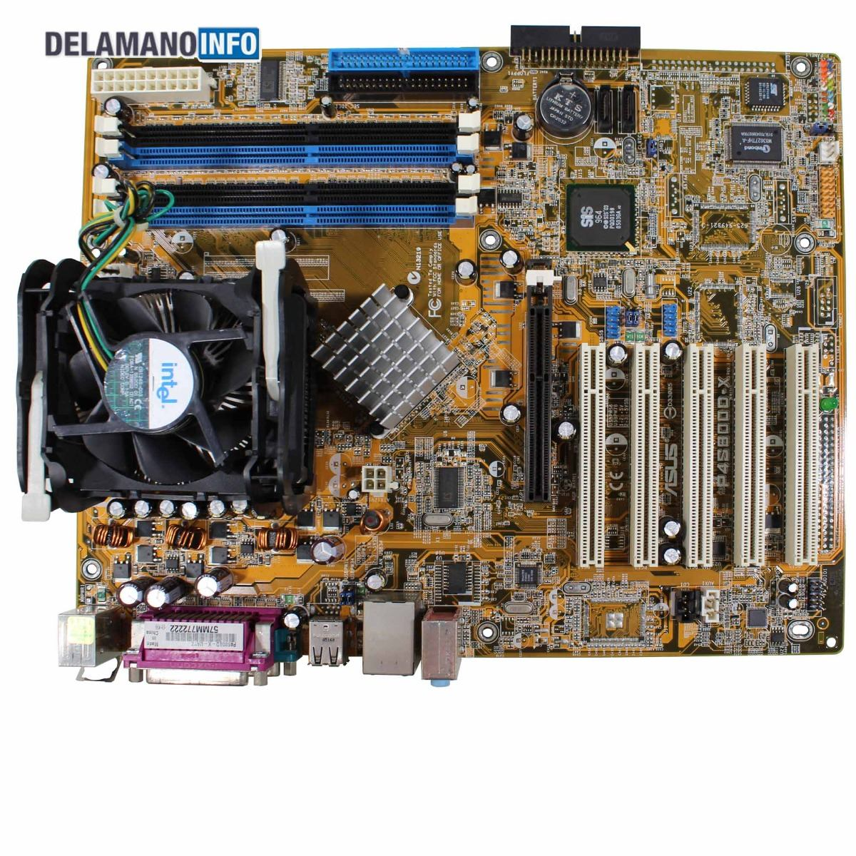 ASUS P4S800D-X MOTHERBOARD WINDOWS 8.1 DRIVER DOWNLOAD