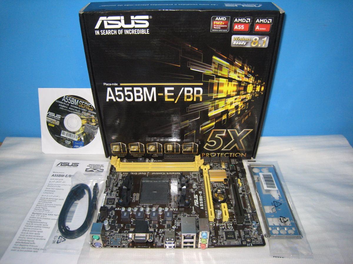 ASUS A55BM-E/BR Driver for Windows Mac