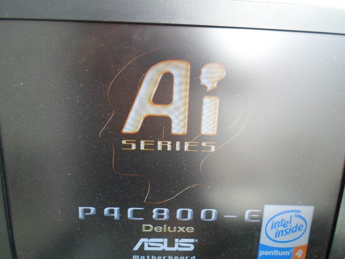 Asus P4 C800E Deluxe Last