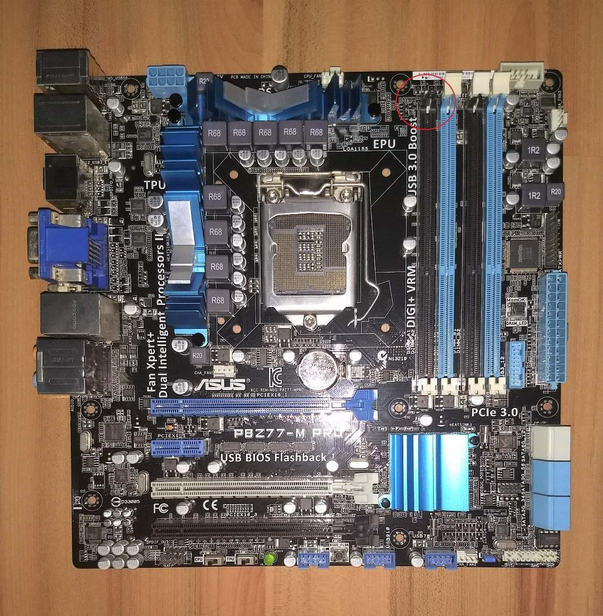 Asus P8Z77-V PRO Intel Smart Connect Drivers (2019)