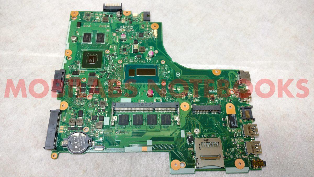 placa-me-asus-x450ld-intel-i5-160ghz-4gb