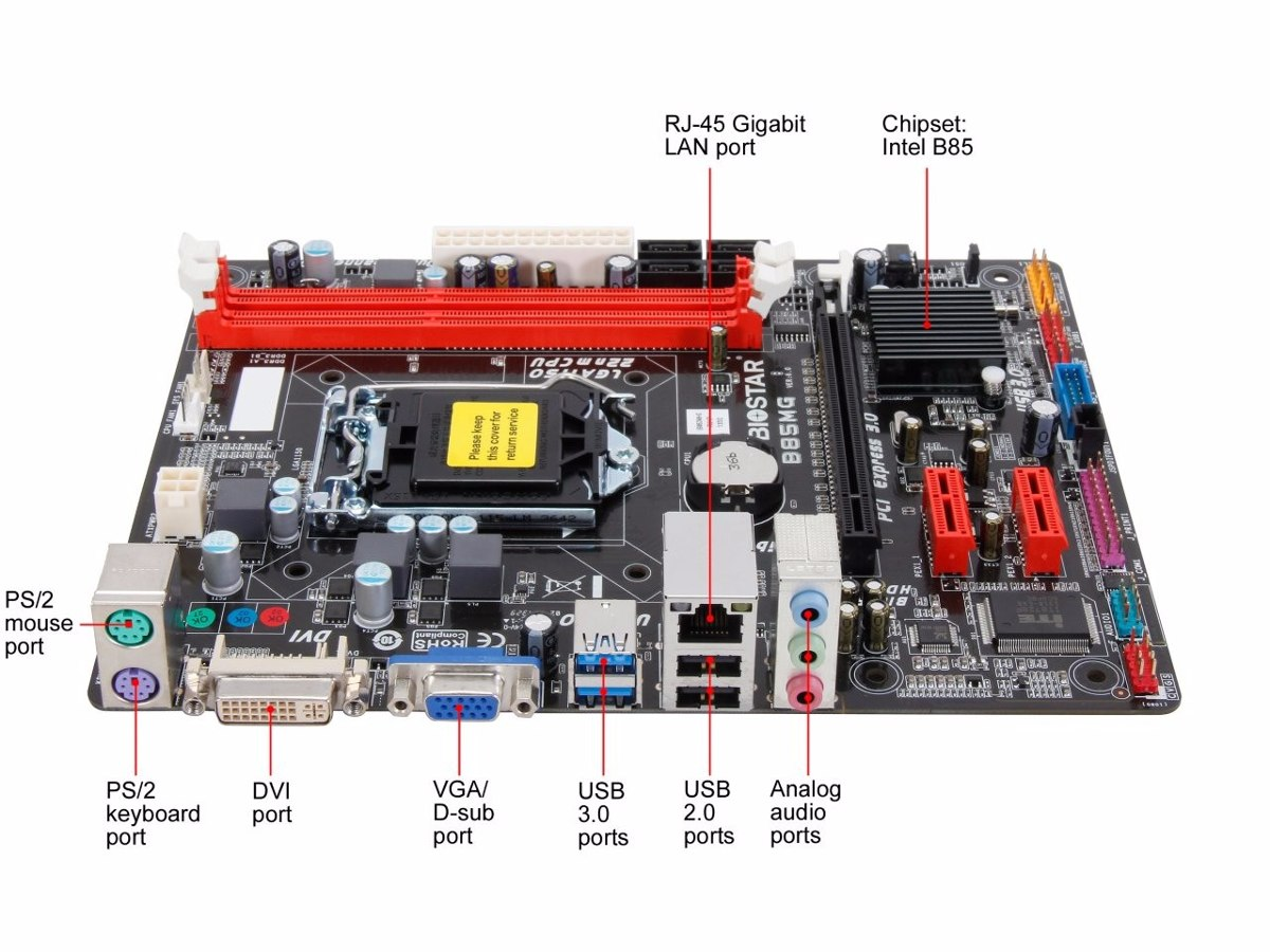 DOWNLOAD DRIVER: BIOSTAR B85MG MOTHERBOARD
