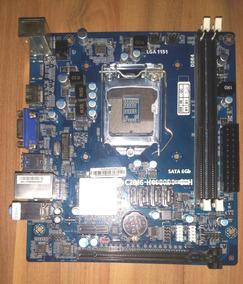 Placa Mãe Centrium H110 Processadores 6ª 7ª Geração Lga1151