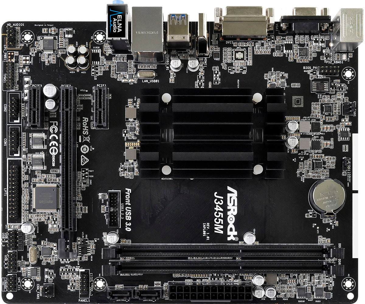 ASRock J3455M Intel Graphics Windows 8 X64