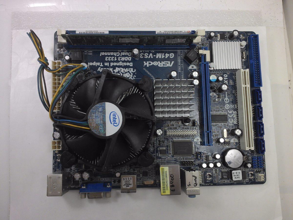 Asrock G41M-S Intel VGA Drivers PC