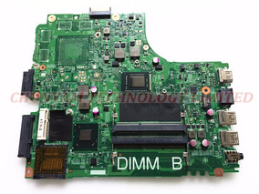 Placa Mãe Dell Inspiron 3421 2640 5421 P37g 5j8y4 Dual Core