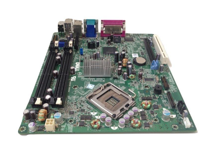 Placa Mãe Dell Optiplex 760 Sff Lga775