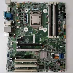 Placa Mãe Desktop Hp 8100 Elite C/ Processador I3 531990-001