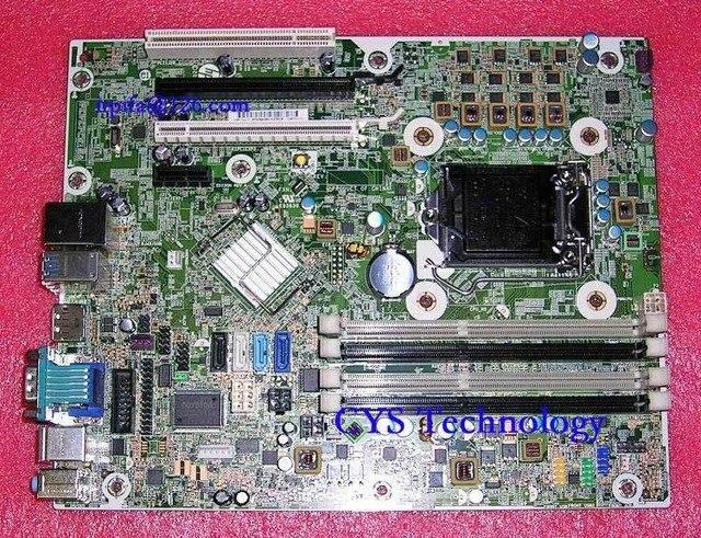 Placa Mãe Do Hp Compaq Elite 8300 Sff 657094-001 Socket 1155