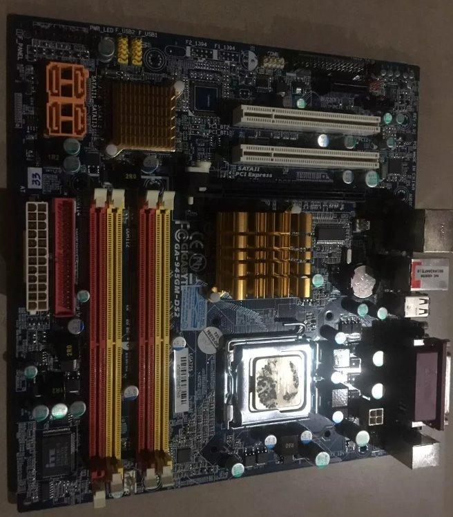 Gigabyte GA-945GM-DS2 64 Bit
