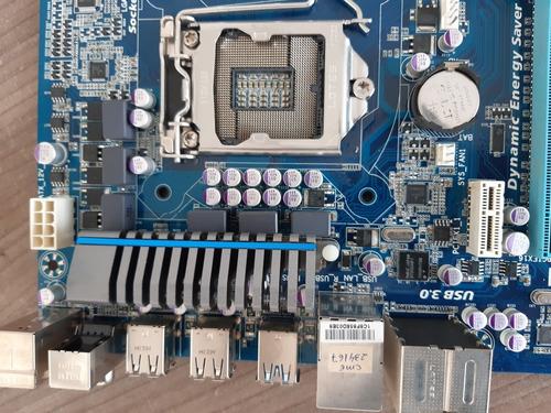 placa mãe gigabyte ga-p67a-ud3 1155