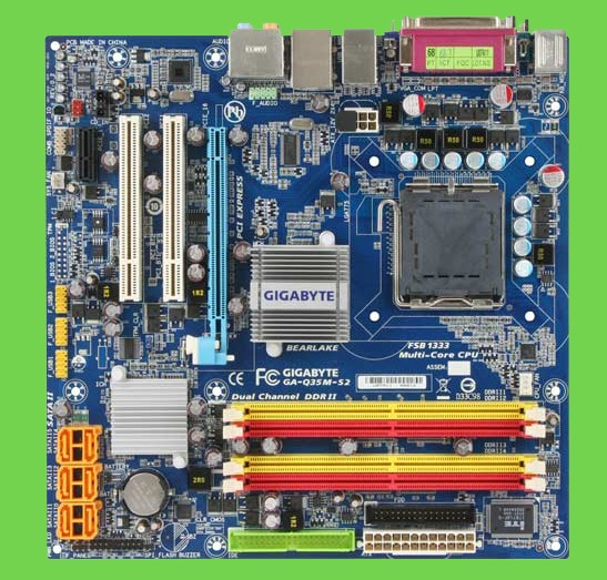Gigabyte GA-965QM-DS2 Driver for Mac