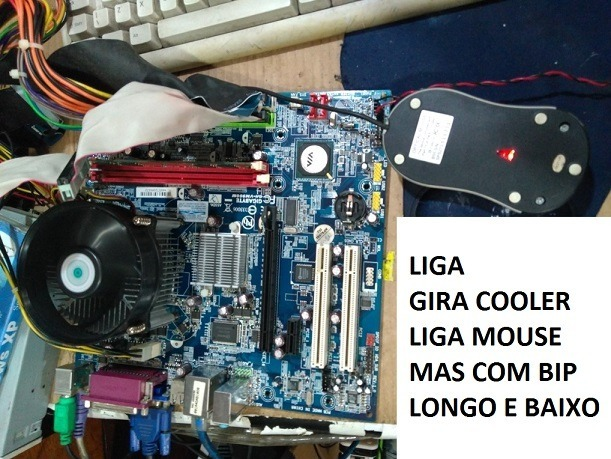 driver placa me gigabyte ga vm900m