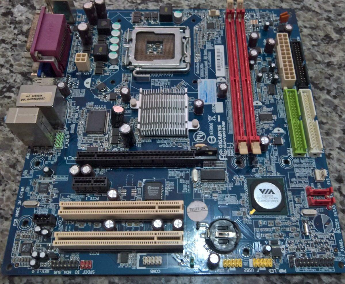 GIGABYTE GA-VM900M VIA HD Audio Mac