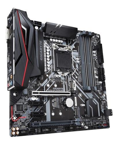 placa mãe gigabyte z390 m gaming intel lga 1151 ddr4 c/nfe