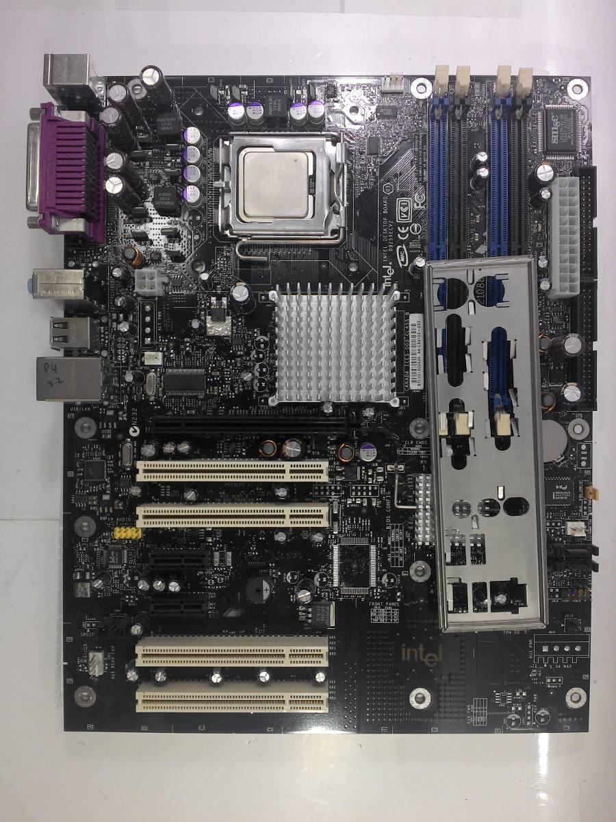 Intel D925XECV2 64x