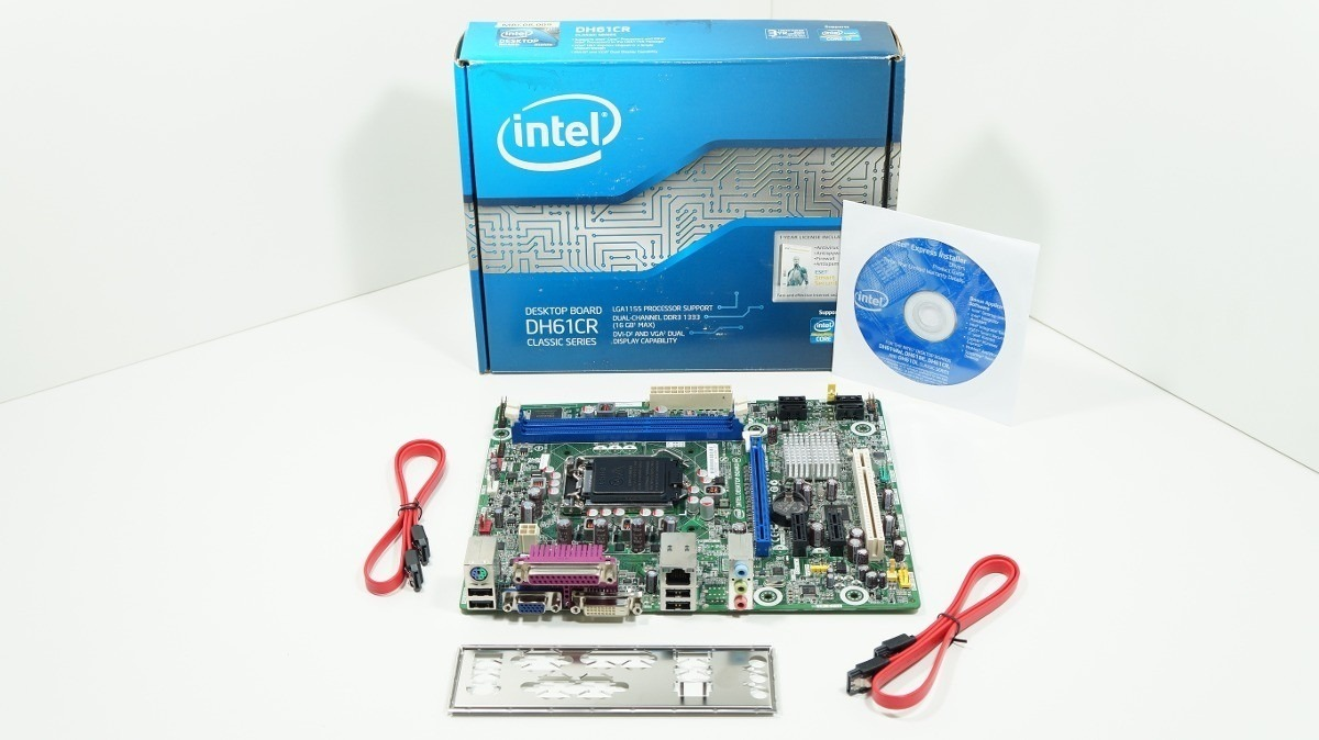 INTEL DH61CRBR TELECHARGER PILOTE