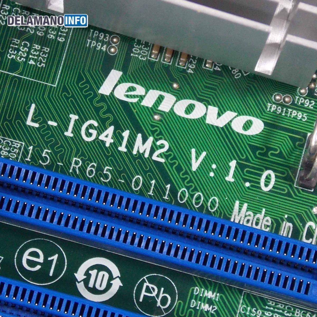 Placa Mãe Lenovo Thinkcentre Fru: 89y0954 Seminova (9773)