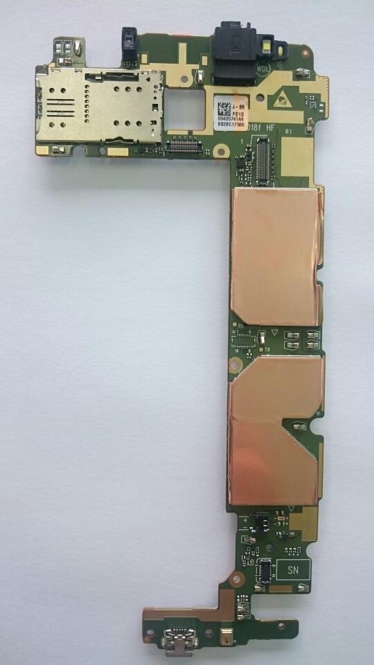 Placa Mãe Lógica Motorola Moto G5s Xt1792 Novo Original ...