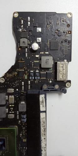 placa mãe macbook white a1342 2010 2 duo (defeito) pmcd26