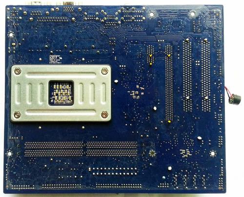 placa mãe mobo motherboard foxconn a6mx2 - k usada
