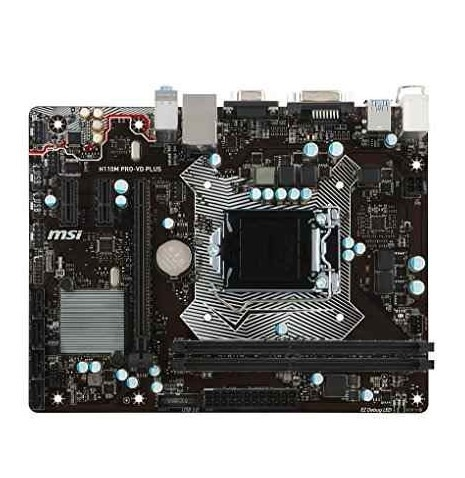 MSI H110M PRO-VD PLUS Driver Download