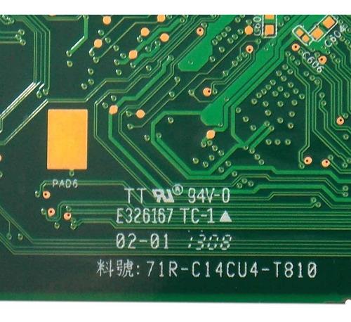placa mãe notebook cce ultra thin u45l