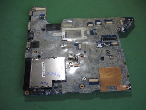 placa mãe  notebook hp pavilion dv4 (defeito) (pmn-037)