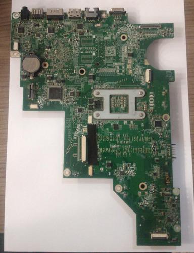 placa mãe notebook lg c400 a410 da0ql7mb6e0-com defeito