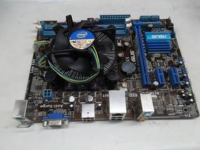 Placa Mãe P8h61-m Lx3 R2 0 Com Processador Pentium2,9 G2020