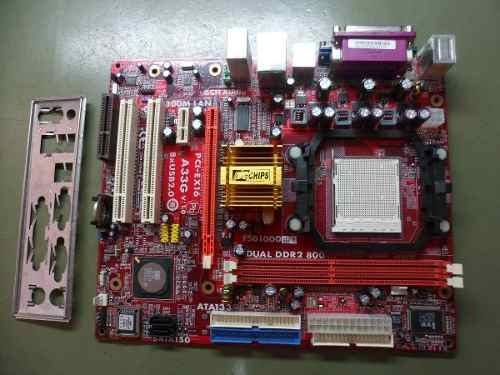 PCCHIPS A33G (V1.0) DRIVER WINDOWS